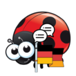 Beruška - výuka německého jazyka